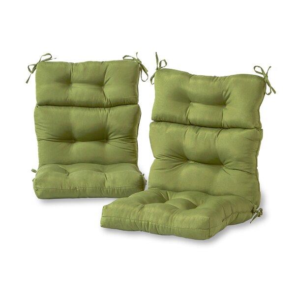 Beautiful Darby Home Co Outdoor High Back Chair Cushion U0026 Reviews | Wayfair