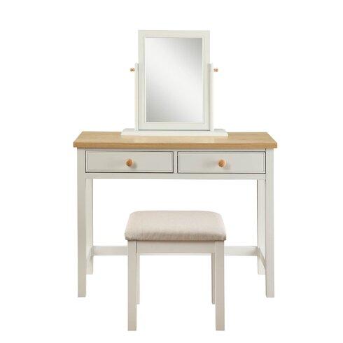 St Ives Upholstered Dressing Table Stool