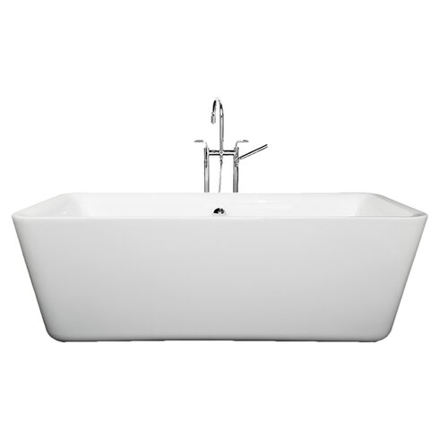 "Emily 69"" x 31"" Soaking Bathtub"