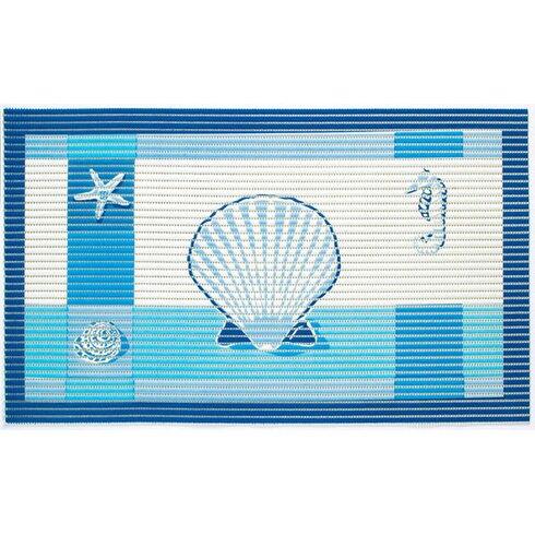 Sympa Nova Premium Cushioned Ocean Shell Doormat