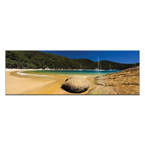 Safe Haven by Andrew Brown Photographic Print Wrapped on Canvas
