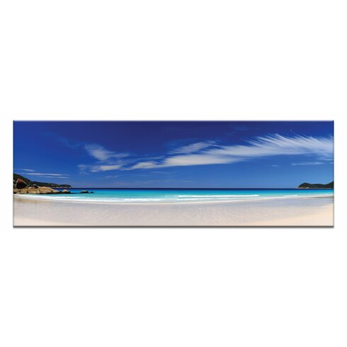 Perfect Day, Wilsons Prom by Andrew Brown Photographic Print on Canvas