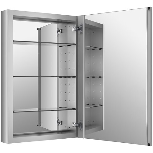 Verdera 20 X 30 Aluminum Medicine Cabinet Reviews