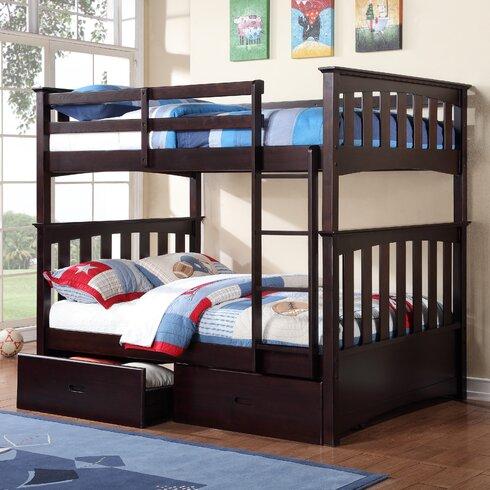 williams import co kira bunk bed wayfair. Black Bedroom Furniture Sets. Home Design Ideas