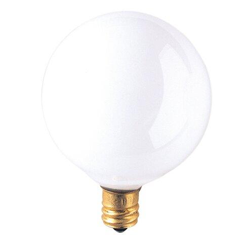 Candelabra 15W Frosted 130-Volt (2300K) Incandescent Light Bulb