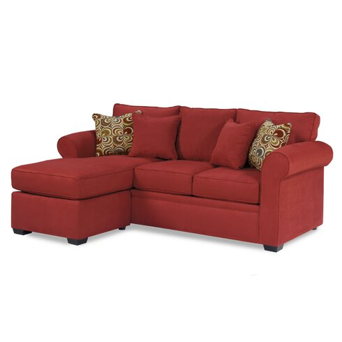 Overnight Sofa Missions Reversible Chaise Sleeper Sofa & Reviews