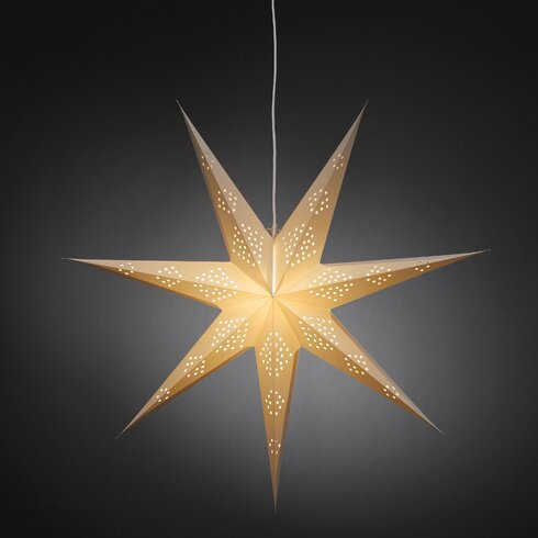 Weihnachtsleuchte Stern