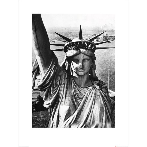 Time Life - Statue of Liberty Photographic Print