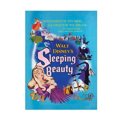 Sleeping Beauty Glorious Vintage Advertisement