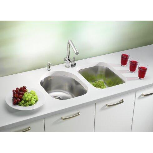 Alveus Variant 40  34 cm x 40 cm Kitchen Sink