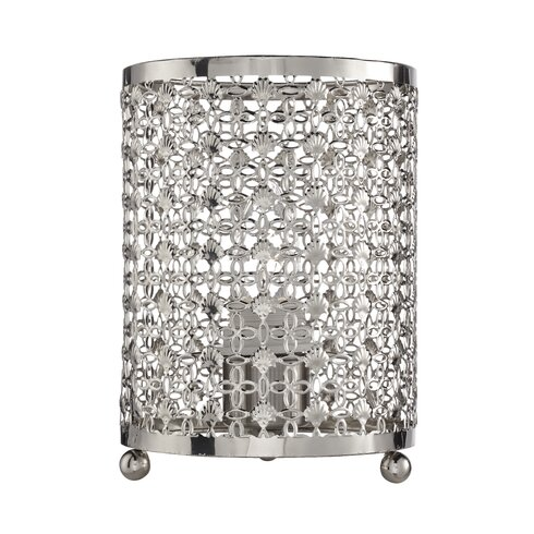 Cylinder 21cm Novelty Lamp