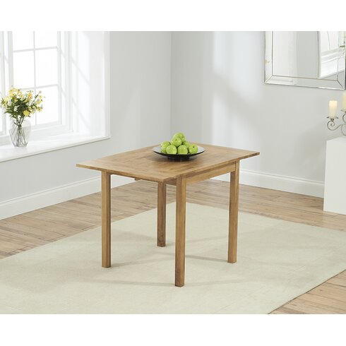Pria Cambridge Extendable Dining Table and 2 Chairs