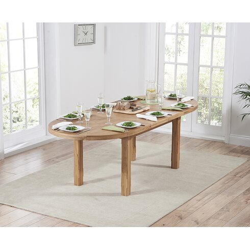 Chantal Extendable Dining Table and 6 Chairs