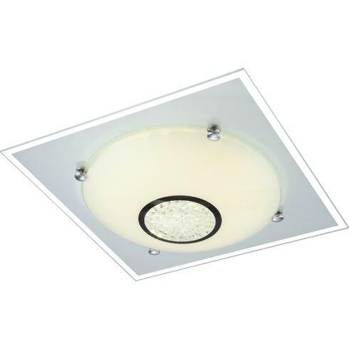 Amada 1 Light Flush Ceiling Light