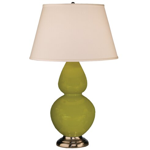 "Double Gourd 31"" Table Lamp"