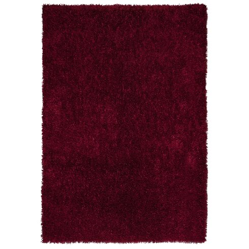 Lilou Red Area Rug