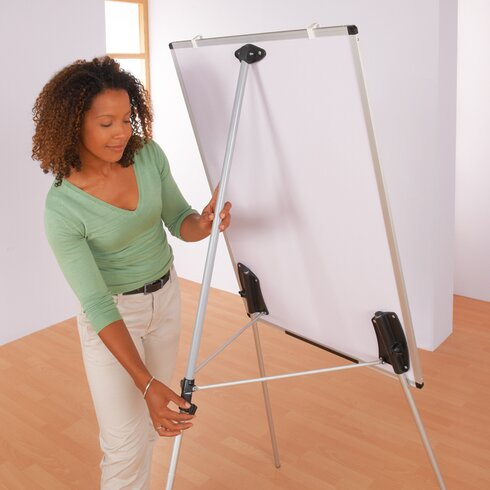 Double Sided Flipchart Easel