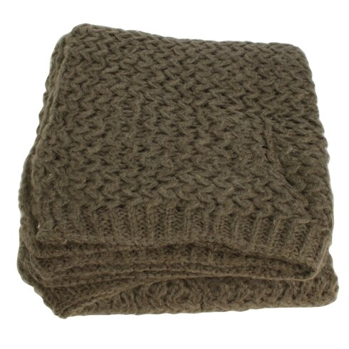 Claire Wool Throw