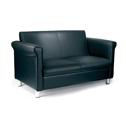 Reception Genuine Leather 2 Seater Sofa