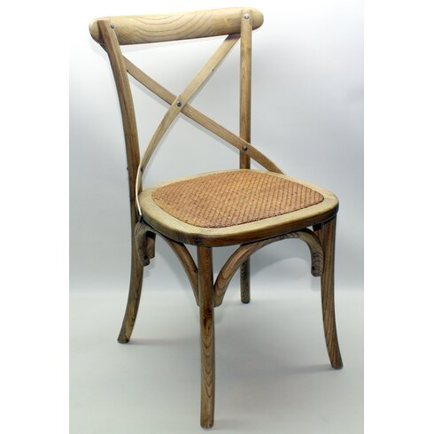 Santa Cruz Cane Dining Chair
