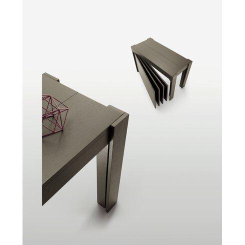 Marsala Convertible Console Table Allmodern