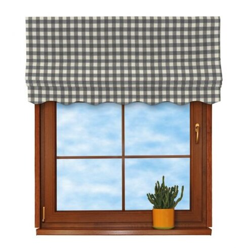 Picture Roman blind