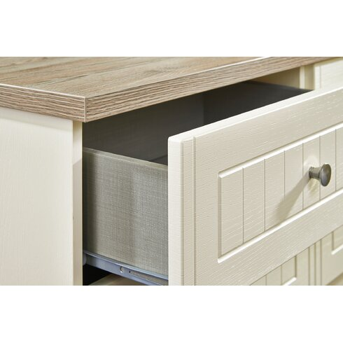 Prince Charles 4 Drawer Chest of Drawers