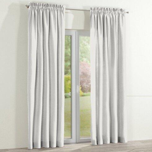 Attractive Single Curtain Panel