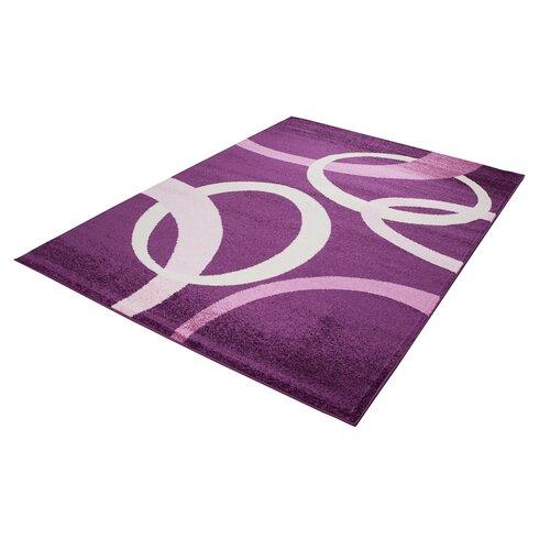 Apatite Dark Violet Area Rug