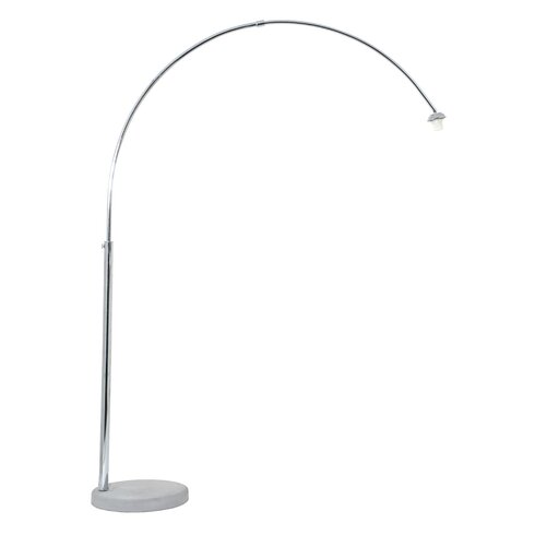 Donets 180cm Arched Floor Lamp