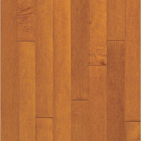 SAMPLE - Turlington™ American Exotics Engineered Maple in Cinnamon