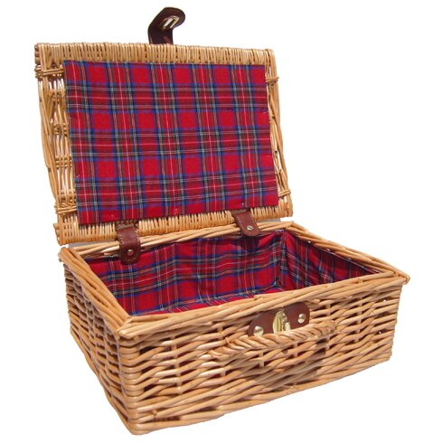 Premium Natural Wicker Basket