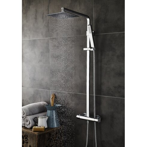 Surge Thermostatic Mixer Shower