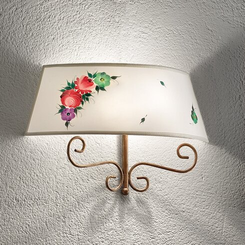 Salerno 1 Light Wall Sconce