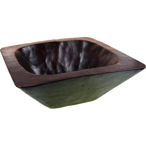Dekoschale aus Holz Harathi