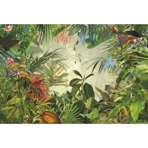 Into the Wild 2.48m x 368cm Scenic 4 Roll Wallpaper