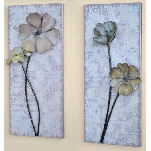 Floral and Botanical Wall Décor