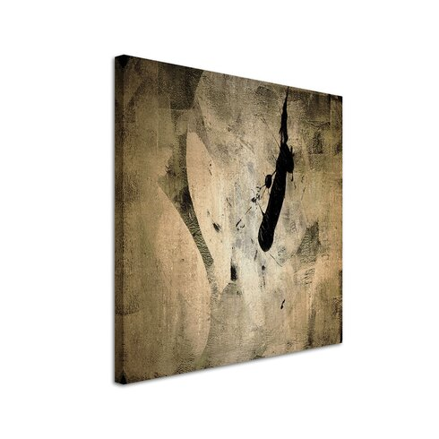 Enigma Abstrakt 741 Framed Graphic Print on Canvas