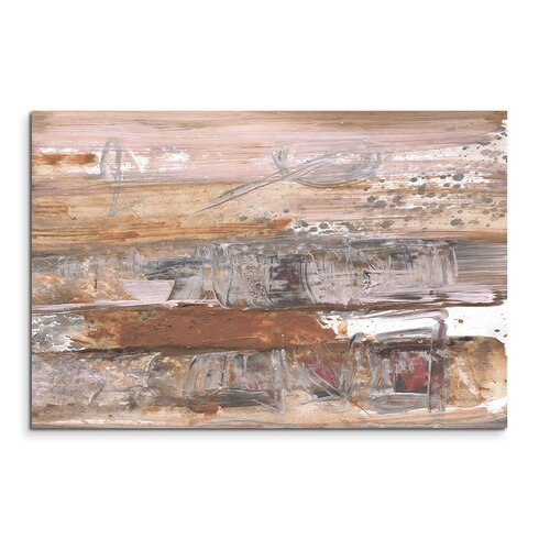 Enigma Abstrakt 516 Painting Print on Canvas