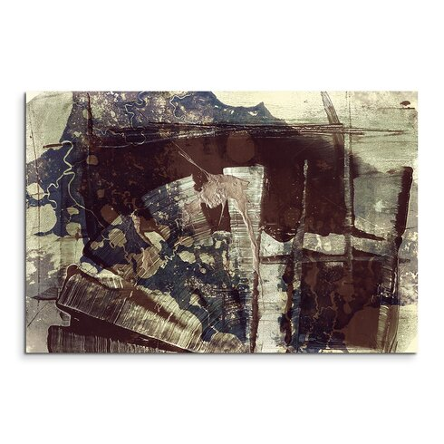 Enigma Abstrakt 829 Painting Print on Canvas