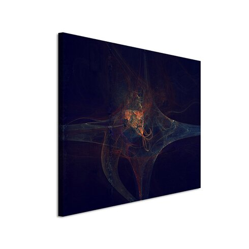 Enigma Abstrakt 1036 Painting Print on Canvas
