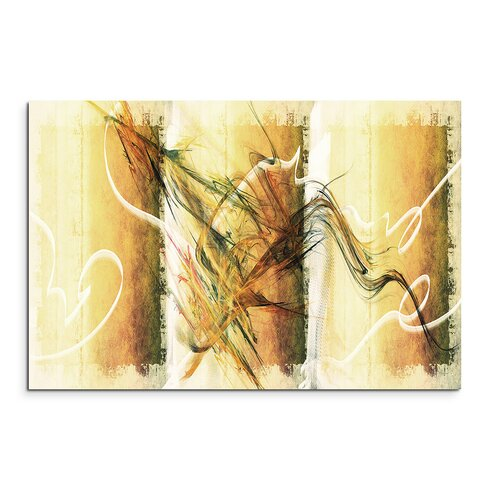Enigma Abstrakt 1338 Painting Print on Canvas