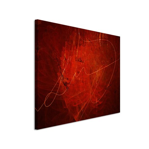 Enigma Abstrakt 1197 Painting Print on Canvas