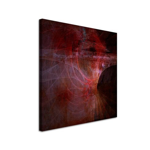 Enigma Abstrakt 1482 Painting Print on Canvas