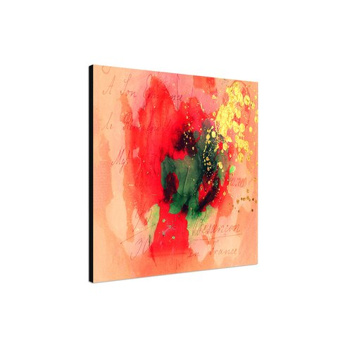 Enigma Abstrakt 124 Painting Print on Canvas
