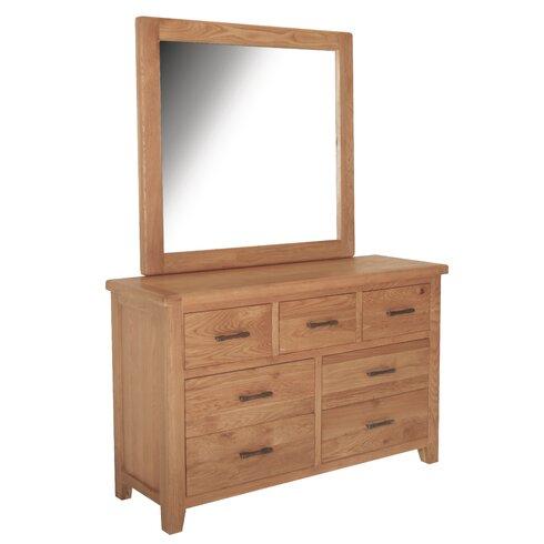 Hadleigh 7 Drawer Sideboard