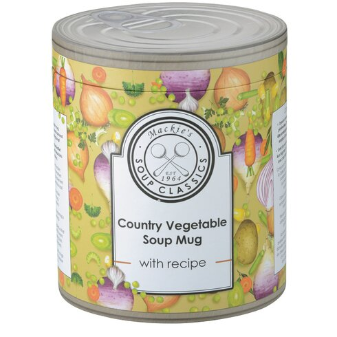 Mackie's Country Vegetable Soup Cup