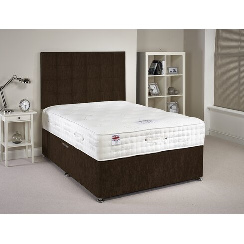 Pocket Sprung Divan Bed