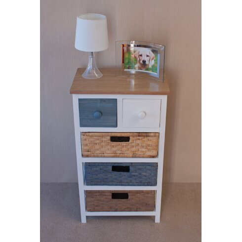 Camber Milena 5 Drawer Chest