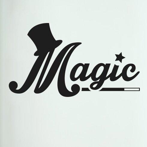 Magic Door Room Wall Sticker